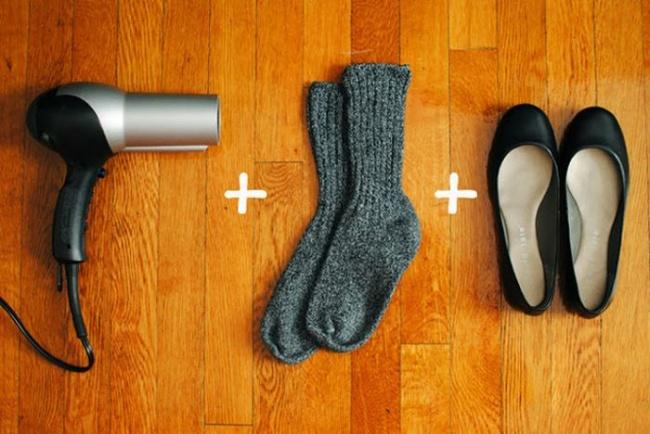 20 хитростей, которые спасут вашу одежду и обувь