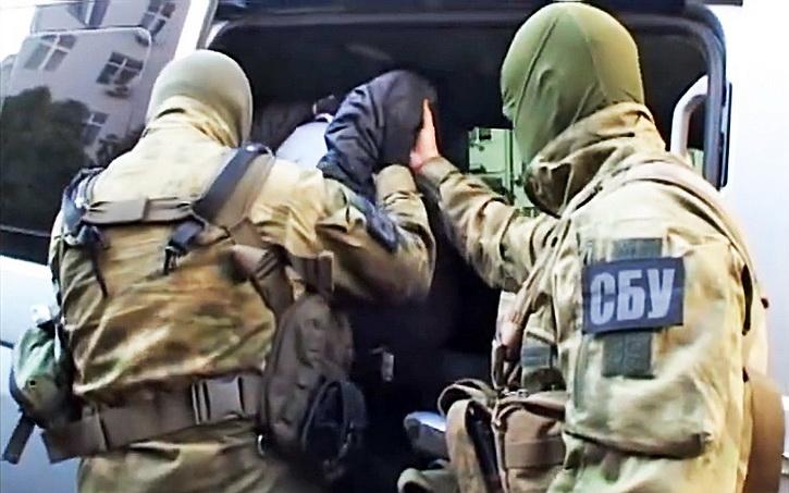 Украинское гестапо. История узника-ополченца