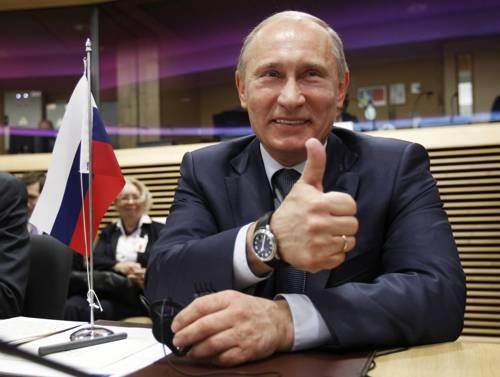 Журнал Time поставил Путина на место!