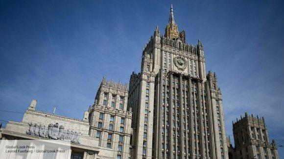 «Наше терпение не безгранично»: МИД РФ пообещал жесткий ответ Украине на захват «Норда»