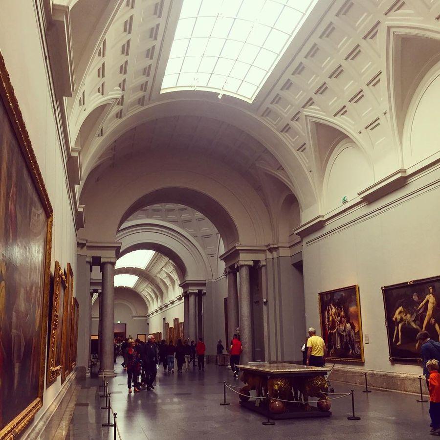 Национальный музей Прадо (Мадрид, Испания)