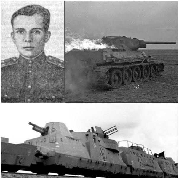 Подвиг танкистов