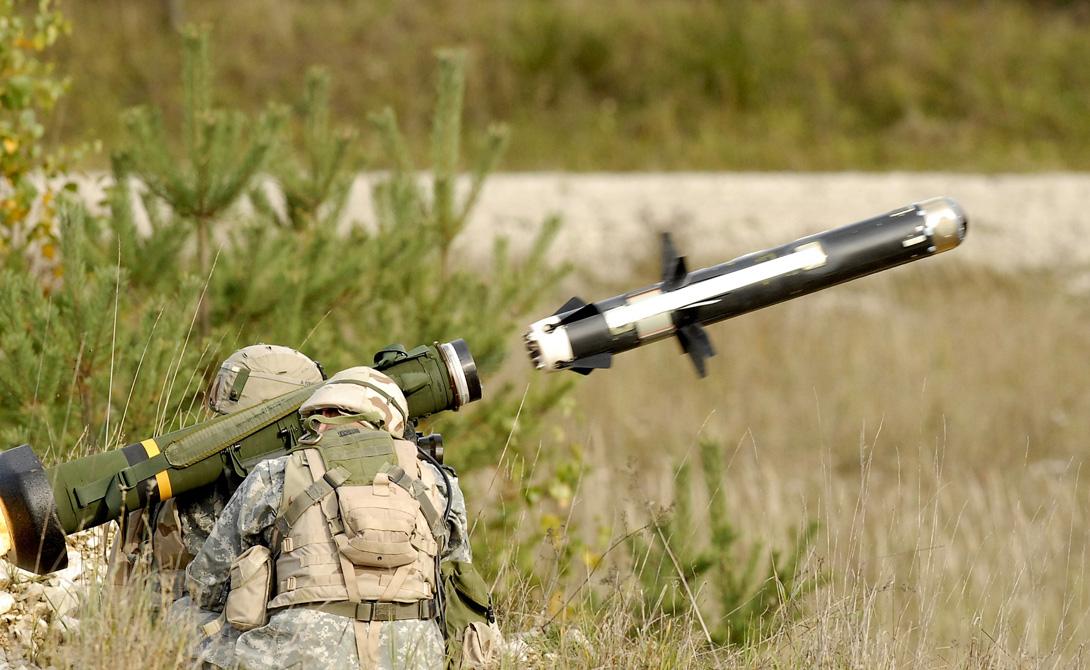 Джавелин: как устроено оружие, которого боятся все танкисты