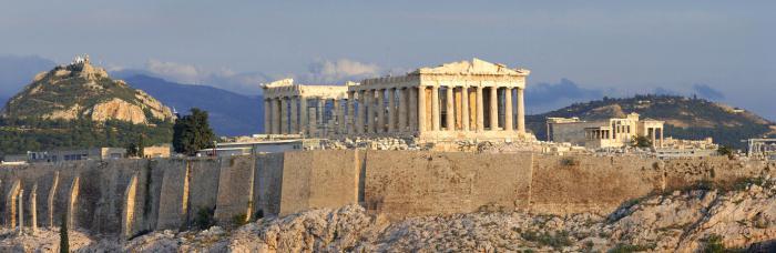 Интересные факты о Греции. Невероятные факты о древней Греции