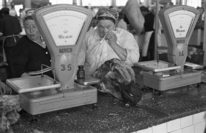 Фотографии без ретуши: Советская реальность в объективе Владимира Воробьева