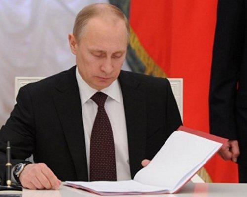 После  инаугурации Путин подпишет беспрецедентный указ?