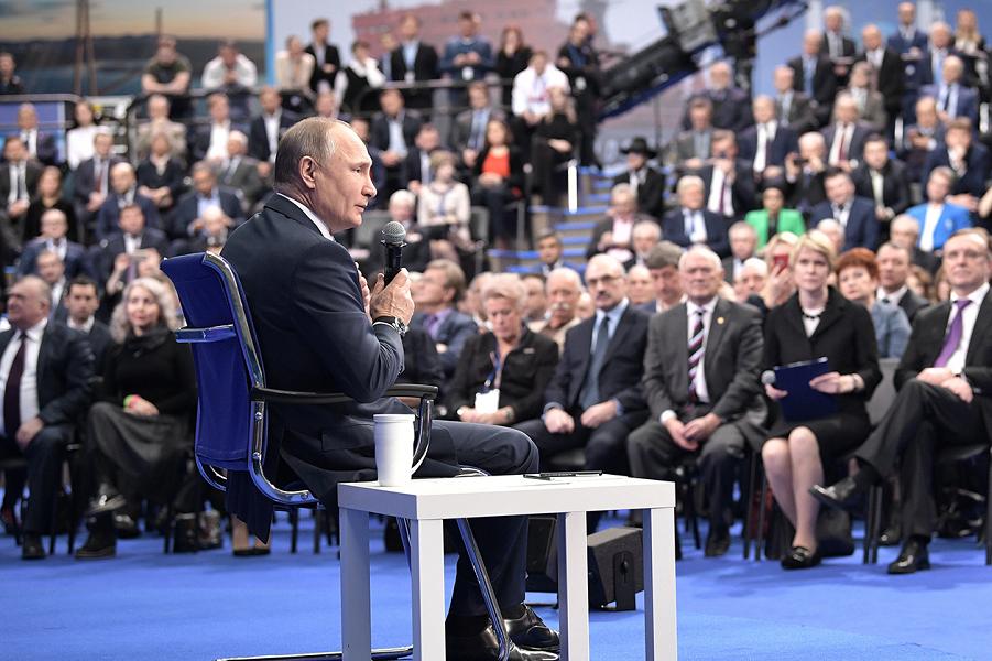 Путин раскрыл главную цель ближайших 6-ти лет