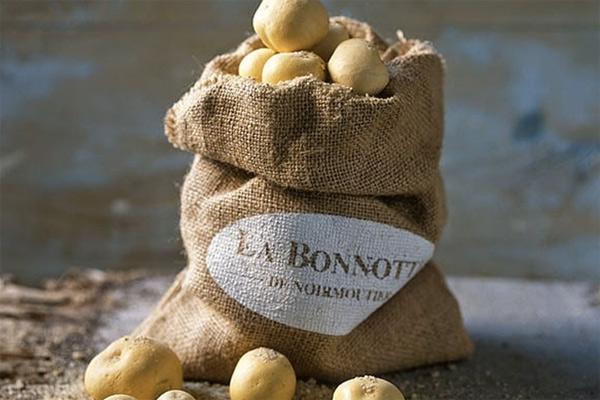 Как выращивают картофель стоимостью 500 долларов