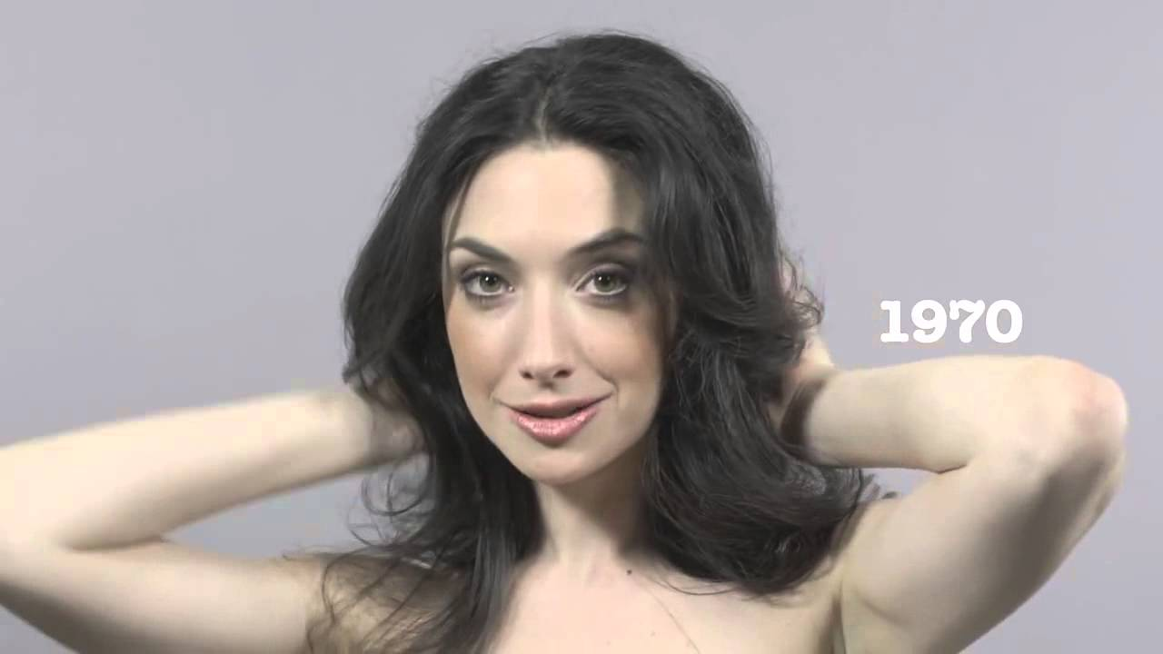 Видео: 100 лет женской красо…