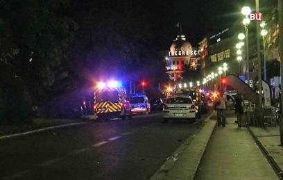 Франция принимает соболезнования со всего мира