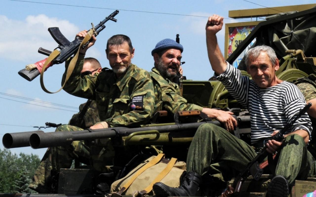 Половина армии ЛДНР – выходцы из Центральной Украины