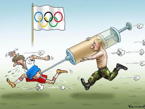В МОК ответили на вопрос о причастности Путина к допингу в России