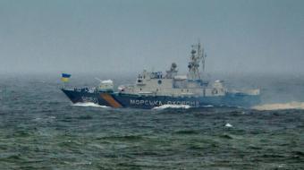 Украинский флот несет потери на Донбассе
