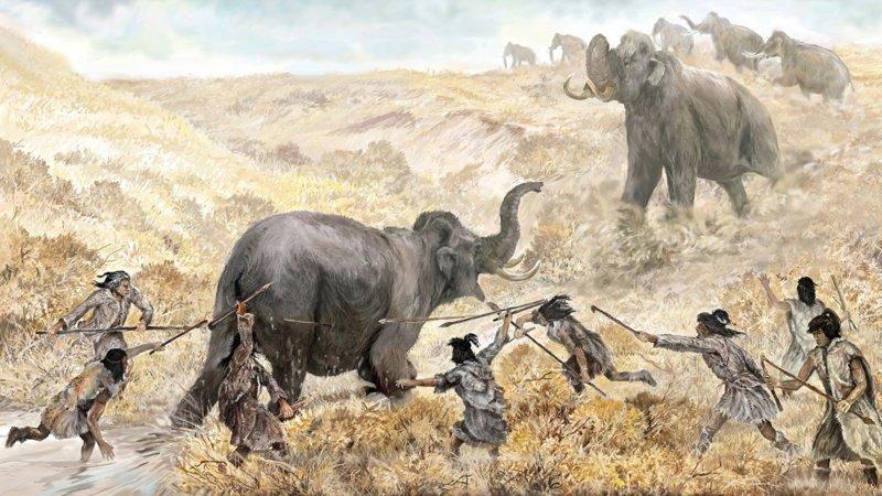 Чтобы дойти из Африки до Аляски древним людям потребовалось 80 тыс. лет. А на то, чтобы расселиться потом по обоим американским континентам — всего 2000 лет древние люди, история, факты, человечество