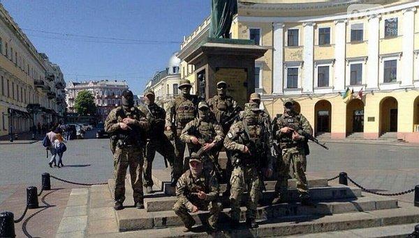 «В одесской СБУ ждут «Русского мира» и просят их не расстреливать»