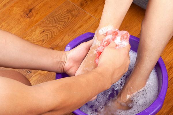 Чтослучится, если мыть ноги наночь вхолодной воде