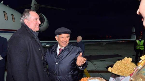 Президент Татарстана готов помогать ПСО «Казань» только организационно