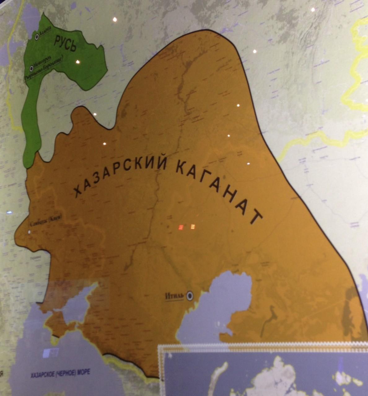 История Руси в картах