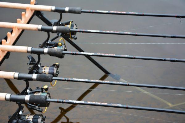 Как выбрать удилище для карповой ловли