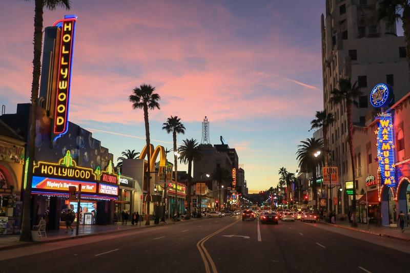 Лос-Анджелес фото
