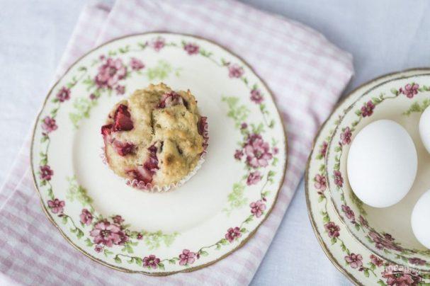 Творожный кекс простой