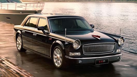 Дороже S-класса: самый крутой китайский седан поступил в продажу