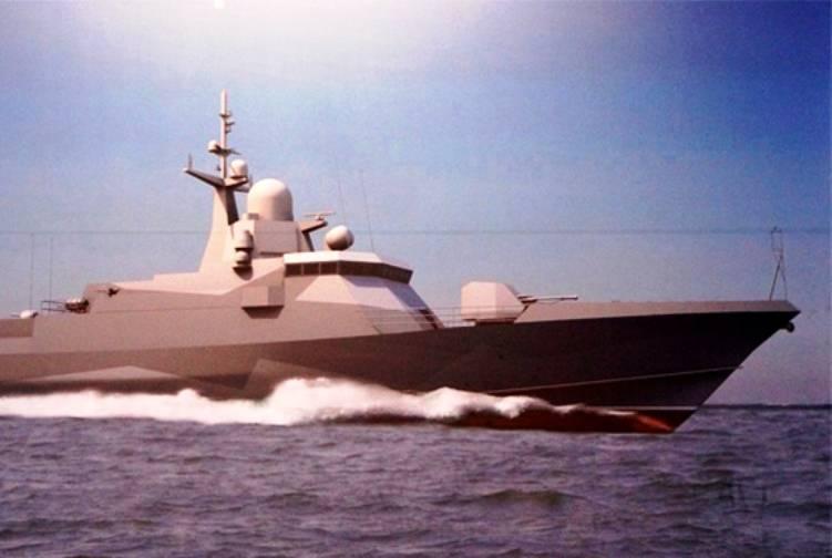 ВМФ России получит облегчённ…