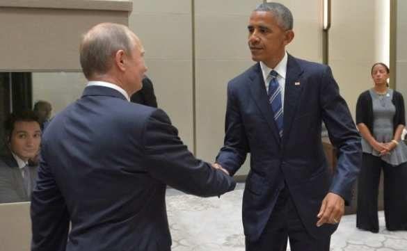 Саммит G20: «Путин сжал немощную руку Обамы так, что тот изменился в лице»