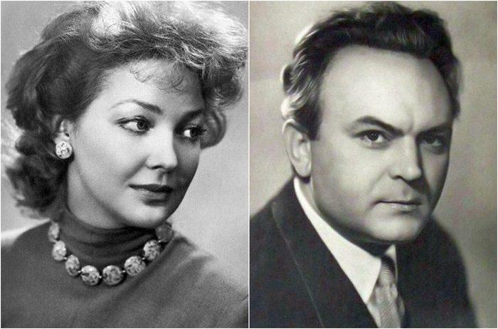 Невероятная любовь Сергея Бондарчука и Ирины Скобцевой