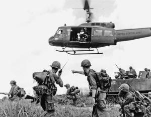 Армия США полвека назад поте…