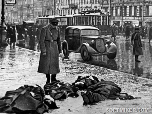 Дневники блокадников Ленинграда