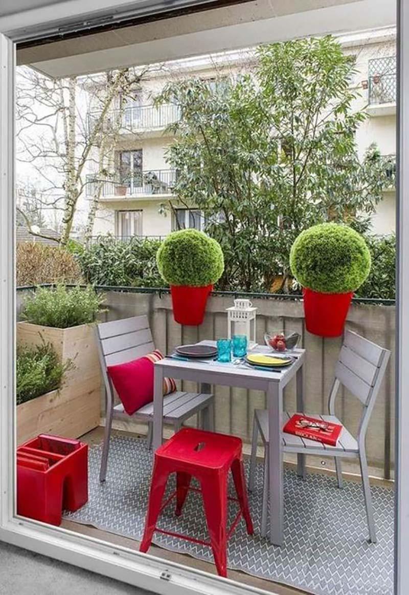 идеи для балкона в квартире