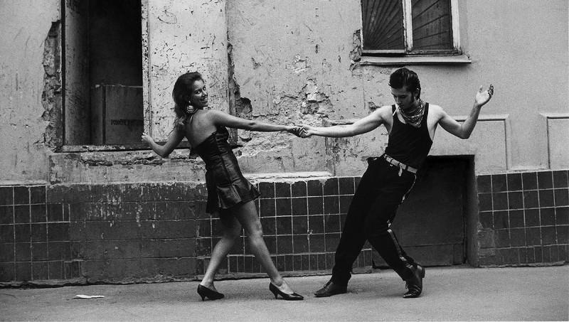 От рокеров до байкеров: фотографии Москвы конца 80-х Петры Галл