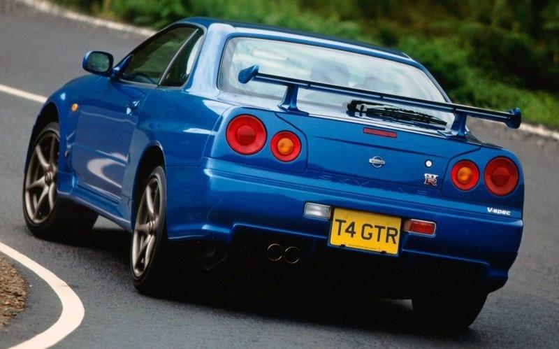 Почему Nissan Skyline так знаменит?