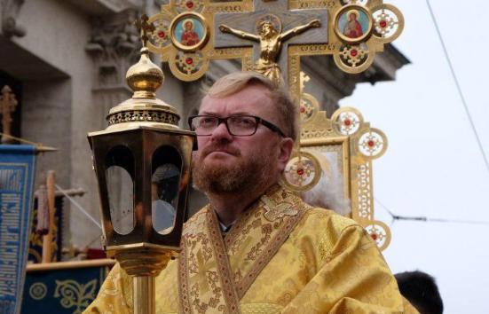 Милонов: Если в Госдуме будут платить 35 тысяч, буду в церковном хоре петь.