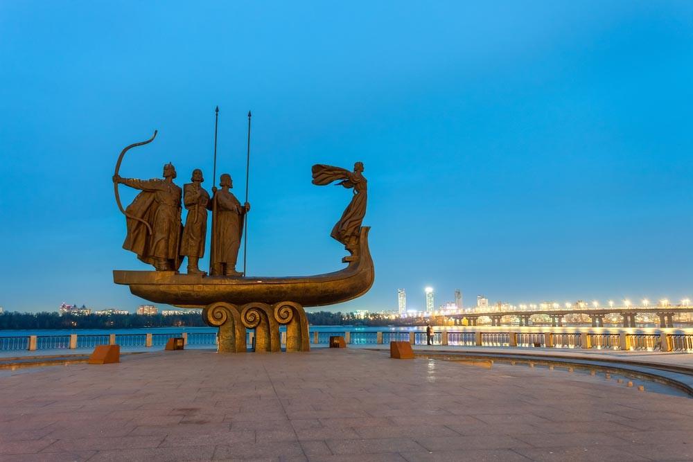 Порошенко дал повод вспомнить, как опрометчиво был основан Киев