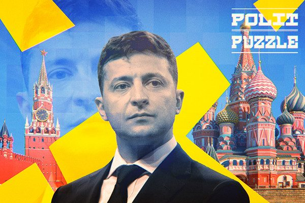 Украинский дипломат заявил о неготовности Зеленского к «игре с башнями Кремля»