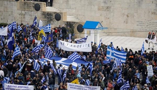 В Афинах произошли столкнове…