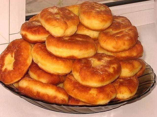 Хозяюшкам на заметку: более десяти рецептов пирожков