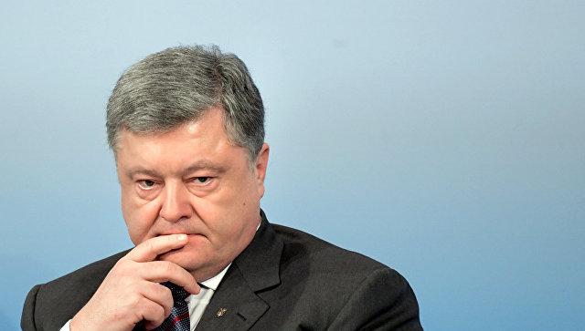 Суд обязал СБУ возбудить уголовное дело о госизмене против Порошенко