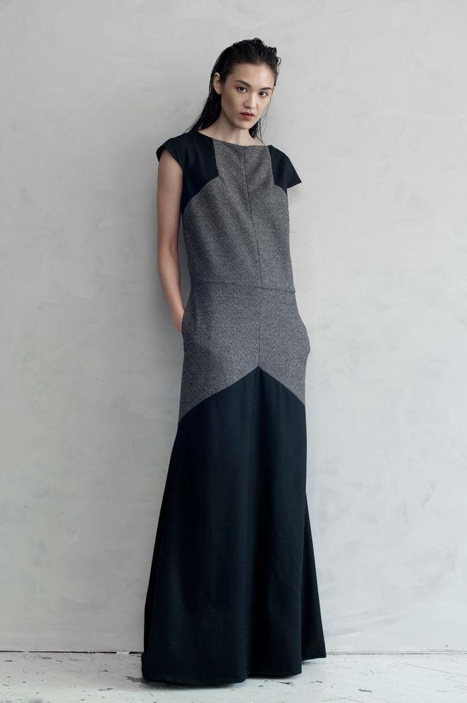 Дизайнерская одежда от Titania Inglis — геометрия, минимализм и выверенность форм