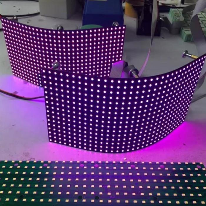 Особенности LED модулей для видеоэкранов