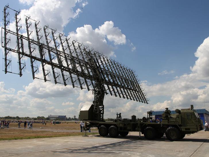 """Новая радиолокационная станция """"Небо-М"""" поступила на вооружение войск в Поволжье"""