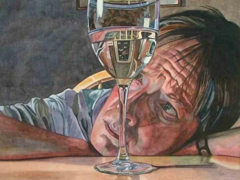 Мы дети алкоголиков. Стыд и чёрные дыры в области чувств