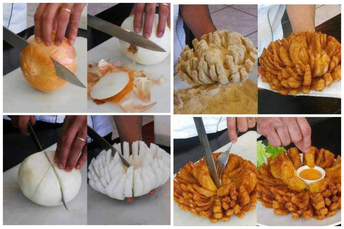 Начнем с самого простого. Эта луковица уже давно всем известна, так что без нее никуда... интересное, кухня, лук, рецепты, факты