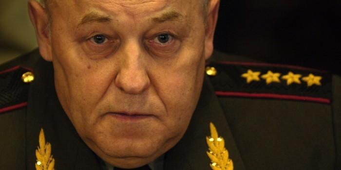 Балуевский назвал причины захвата Пальмиры боевиками ИГ