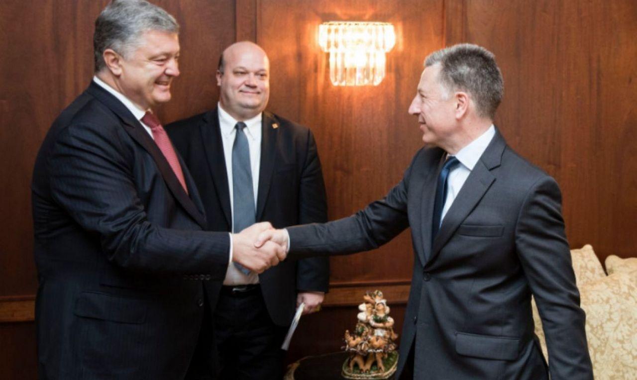 Как далеко могут зайти США в поддержке Порошенко?