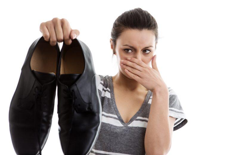 Средства для удаления запаха в обуви