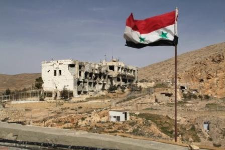 МинобороныРФ: 1507 населенных пунктов Сирии присоединились кпримирению