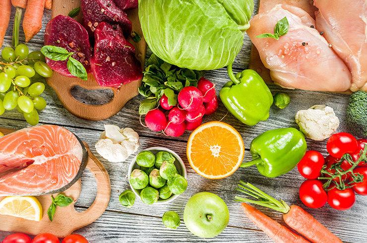 Пеганская диета для тех, кто любит фрукты и овощи